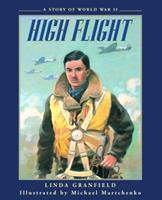 High Flight: A Story of World War II 088776469X Book Cover
