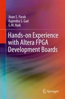 Hands-On Experience with Altera FPGA Development Boards 8132237676 Book Cover
