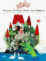 Eric Carle's Treasury Of Classic Stories 0590489704 Book Cover
