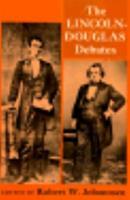 The Lincoln-Douglas Debates of 1858 0195009215 Book Cover