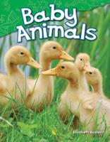 Baby Animals (Kindergarten) 1480745219 Book Cover