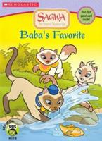 Sagwa: Baba's Favorite 0439486270 Book Cover