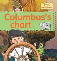 Columbus's Chart (Stories of Great People) 077873708X Book Cover
