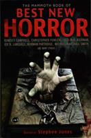The Mammoth Book of Best New Horror 22 0762442700 Book Cover