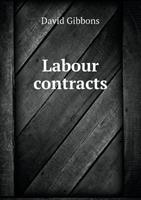 Labour Contracts 5518628617 Book Cover