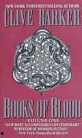 Books of Blood: Volume One 0425083896 Book Cover