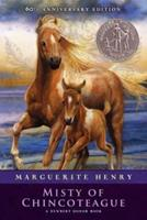 Misty of Chincoteague 0439192846 Book Cover