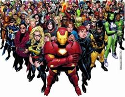 Avengers: The Initiative, Volume 1: Basic Training 0785125167 Book Cover