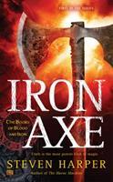 Iron Axe 0451468465 Book Cover