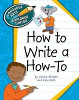 How to Write a How to 1610803078 Book Cover