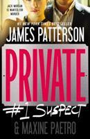 Private:  #1 Suspect 0446571784 Book Cover