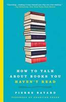 Comment parler des livres que l'on n'a pas lus? 1596914696 Book Cover