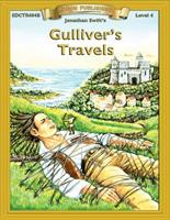 Gulliver's Travels Read Along: Bring the Classics to Life Book and Audio CD Level 4 [With CD] 1555760651 Book Cover