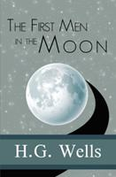 The First Men in the Moon 0486414183 Book Cover