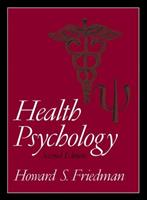 Health Psychology (2nd Edition) 0138952442 Book Cover