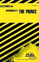 Machiavelli's The Prince (Cliffs Notes) 0822010933 Book Cover