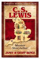 C.S. Lewis: Master Storyteller 1576583856 Book Cover