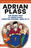 The Sacred Diary of Adrian Plass, Christian Speaker, Aged 45 3/4 0551030682 Book Cover