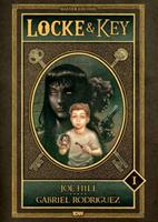 Locke & Key, Master Edition Volume One 1631402242 Book Cover