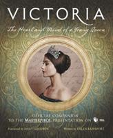 The Victoria Letters: The Heart and Mind of a Young Queen 0062568892 Book Cover