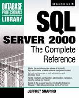 SQL Server 2000: The Complete Reference 0072125888 Book Cover