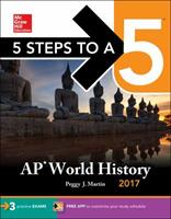 5 Steps to a 5 AP World History 2017 / Cross-Platform Prep Course 1259589501 Book Cover
