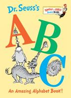Dr. Seuss's ABC: An Amazing Alphabet Book! 0679882812 Book Cover