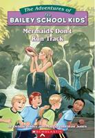 Mermaids Don't Run Track 0590849069 Book Cover