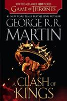 A Clash of Kings 0553579908 Book Cover