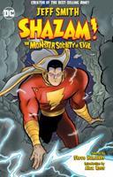 Shazam! The Monster Society of Evil 1401214665 Book Cover