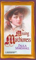 The Missing Marchioness 0373304323 Book Cover
