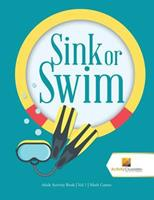 Sink or Swim: Adult Activity Book - Vol 1 - Math Games 0228222281 Book Cover