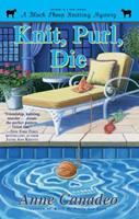Knit, Purl, Die 141659812X Book Cover