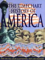 The Timechart History of America (Timechart) 1903025052 Book Cover