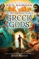 Percy Jackson's Greek Gods 1338036327 Book Cover