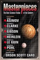 Masterpieces: The Best Science Fiction of the 20th Century 0441011330 Book Cover
