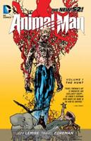 Animal Man, Vol. 1: The Hunt 1401235077 Book Cover