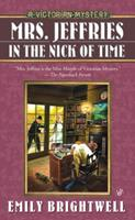 Mrs. Jeffries in the Nick of Time (Mrs. Jeffries) 0425226786 Book Cover
