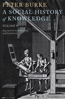 A Social History of Knowledge 0745650422 Book Cover