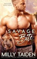 Savage Bite 1977545165 Book Cover