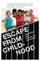 Escape from Childhood 0345244346 Book Cover