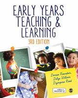 Early Years Teaching and Learning 144629403X Book Cover