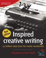 Inspired Creative Writing: 52 Brilliant Ideas from the Master Wordsmiths (52 Brilliant Ideas) 0399533478 Book Cover