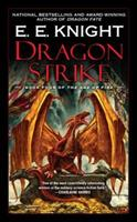 Dragon Strike: Book Four of The Age of Fire 0451462351 Book Cover