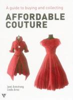 Affordable Couture 1908126248 Book Cover