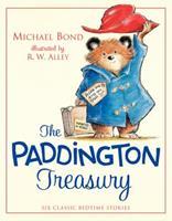 The Paddington Treasury 0062312421 Book Cover