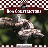 Boa Constrictors 161613433X Book Cover