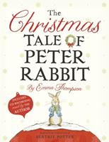 The Christmas Tale of Peter Rabbit: Book and CD 0723276943 Book Cover