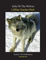 Julie of the Wolves : A Unit Plan (Litplans on CD) 1602491984 Book Cover