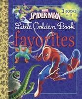 Marvel Spider-Man Little Golden Books Favorites (Marvel: Spider-Man) 0307976599 Book Cover